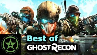 The Very Best of Ghost Recon   AH   Achievement Hunter