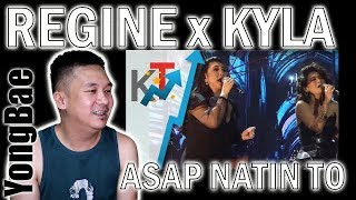 Regine Velasquez & Kyla - Madonna Songs (ASAP Natin To) | YongBae Reactions