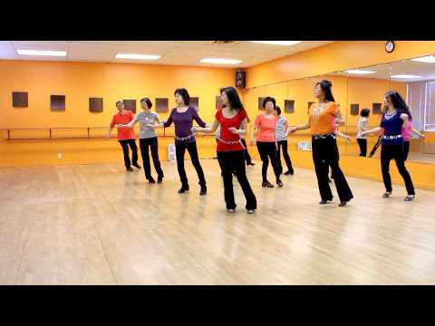 Too Blind To See - Line Dance (Dance & Teach in English & 中文)