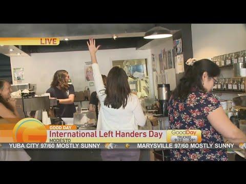 Left-Handers Day