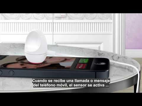 Mobile phone sensor