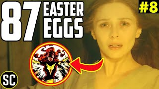 WandaVision Episode 8: Every Easter Egg + X-Men Connection | Full BREAKDOWN