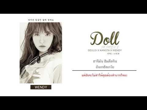 [THAISUB] Doll - Seulgi X Kangta X Wendy : SM STATION 2