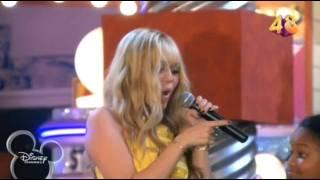 Hannah Montana - Are u Ready [Scene][Dutch]