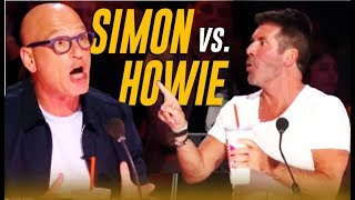 America's Got Talent: Is Howie Mandel The NEW Simon Cowell?