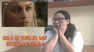 Game of Thrones 1x07 REACTION & REVIEW