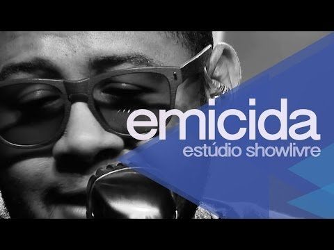 Baixar Emicida no Estúdio Showlivre 2013 - Apresentação na íntegra