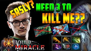 Miracle - Drow Ranger [2019] | Terrorblade=NO MATCH and TideHunter=PAPER | Dota 2 Highlights