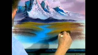 The Joy of Painting S12E7 Quiet Mountains River