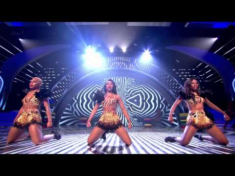 CEO DANCERS HD   Britain's Got Talent   Semi Final Day 5