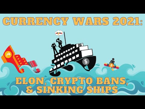 Andreas Antonopoulos | Cryptocurrency Explained: All the ships are sinking (Currency Wars II)