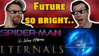Marvel Celebrates the Movies (Phase 4 teaser) - Reaction