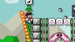 0.00005% Clear Rate | Meet Mario Maker's 'Hardest' Level