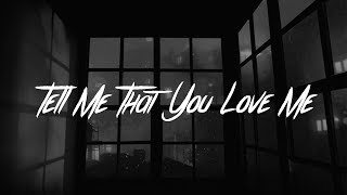 James Smith - Tell Me That You Love Me (Lyrics)