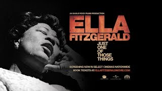 Ella Fitzgerald - Just One of Those Things - Trailer 60s
