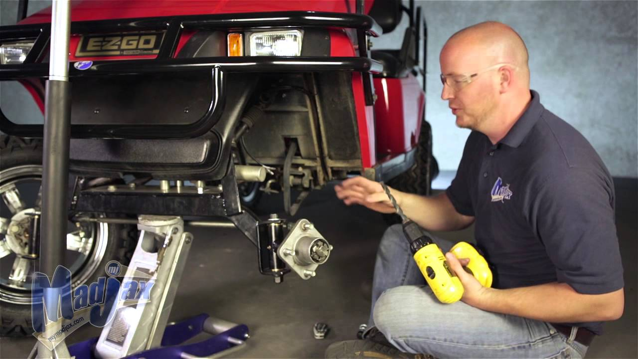 Universal Horn Kit How To Install Video Madjax 174 Golf