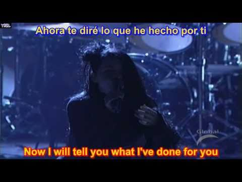 Baixar Going Under - Evanescence ( SUBTITULADA EN  ESPAÑOL Y EN INGLES  SUB LYRICS )