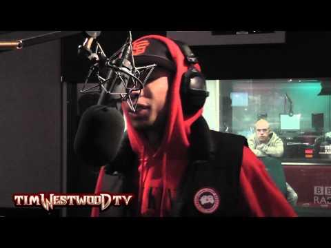 Tyga freestyle - Westwood