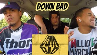Dreamville - Down Bad ft. JID, Bas, J. Cole, EARTHGANG & Young Nudy (Official Audio) REACTION REVIEW