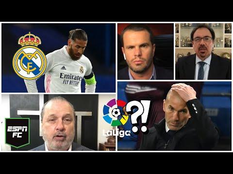 REAL MADRID eliminado de la Champions League. ¿Ganará La Liga al Atlético y Barcelona?   ESPN FC