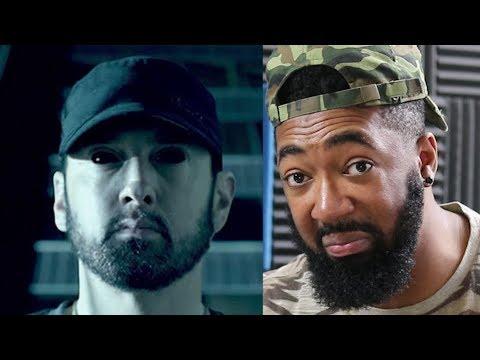 Eminem - Fall - REACTION