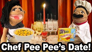 SML Movie: Chef Pee Pee's Date!