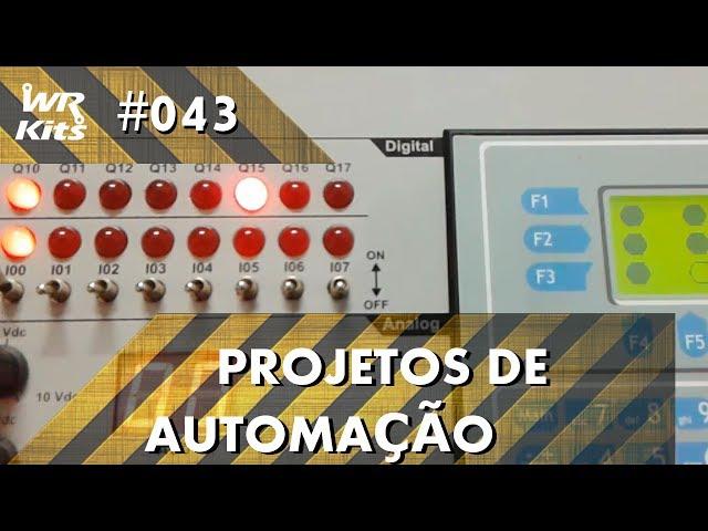 FECHADURA CONTROLADA POR SENHA COM CLP ALTUS DUO | Projetos de Automação #043
