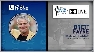 Brett Favre Talks Packers' Legend Bart Starr with Rich Eisen | Full Interview | 5/28/19