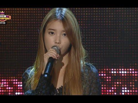 IU - Love Of B, 아이유 - 을의 연애, Show Champion 20131016