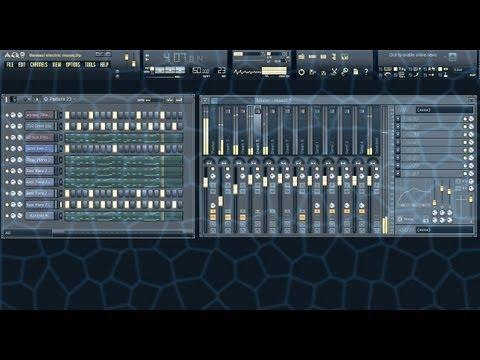 Video Aula - Como fazer batida de Hip hop no - FL Studio