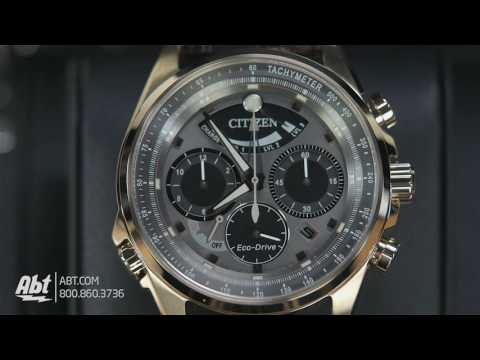 Citizen Limited Edition Calibre 2100 Mens Watch AV0060-00A - Overview