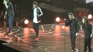One Direction - Fireproof - Live - 10.10.2015