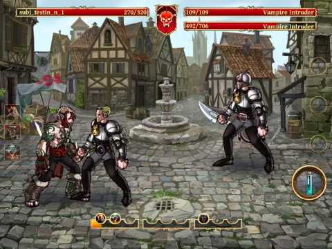 Clash of the Damned Gameplay