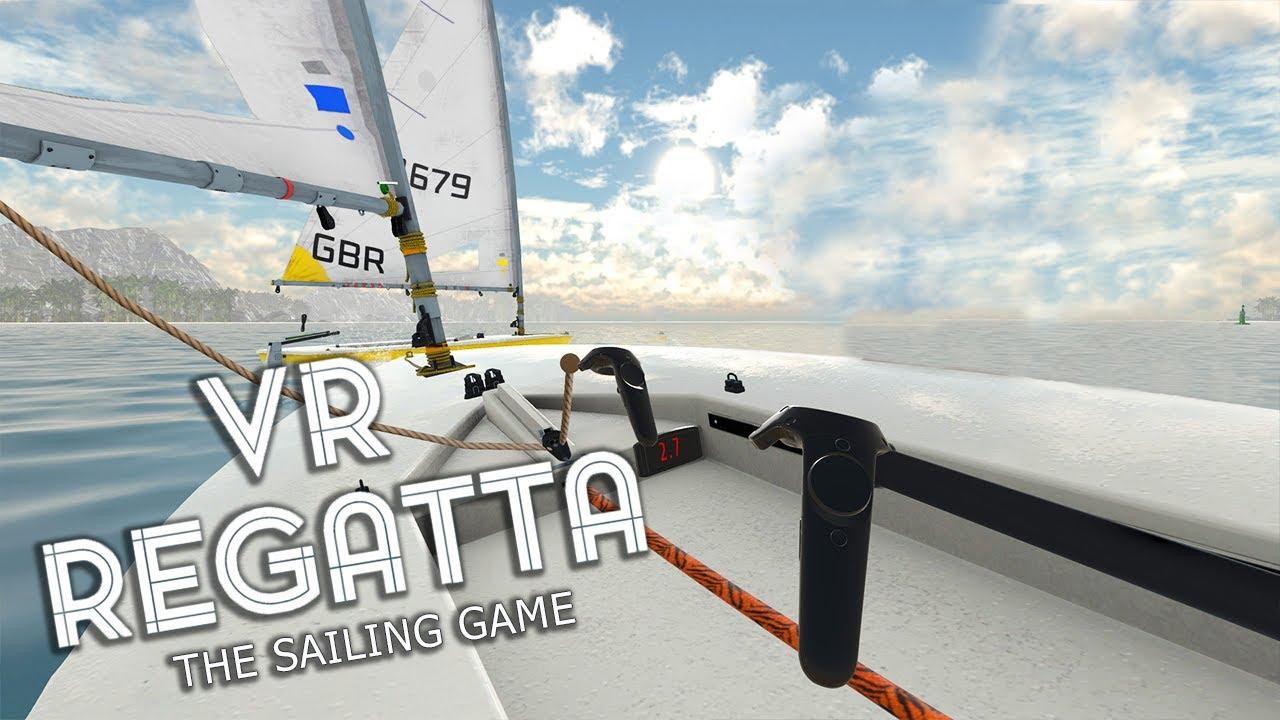 regatta-игра