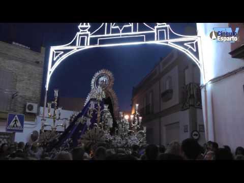 Procesión Virgen de la Estrella de Palomares del Río