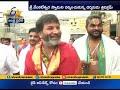 Trivikram Srinivas visits Tirumala