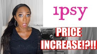NEW IPSY GLAM BAG ULTIMATE | 12 BEAUTY PRODUCTS for HOW MUCH?!! |