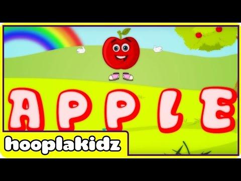 Limba engleză pentru copii - Apple