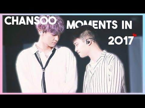 C̲H̲A̲N̲S̲O̲O̲ moments in 2017