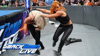 Becky Lynch basks in her Championship Coronation: SmackDown LIVE, Sept. 18, 2018