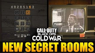 Call of Duty 2020 Reveal: Secret Rooms Found in Warzone (Black Ops Cold War)