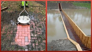 Satisfying Videos of Workers Doing Their Job Perfectly ▶7