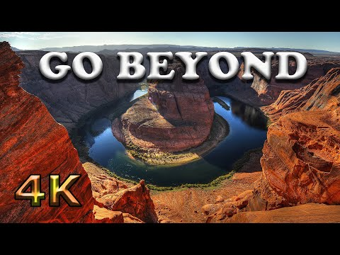 """Go Beyond"" 4K Ultra HD Time Lapse"