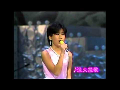 夏川りみ 4才~16才 星美里でデビューするまで。