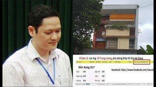 Ông Vũ Trọng Lương sửa điểm thi cho con gái lên đến 28,4 điểm?