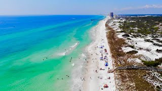 Panama City Beach by Drone - PCB, FL