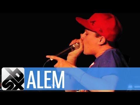 ALEM | Grand Beatbox Battle 13 | Showcase Grand Final