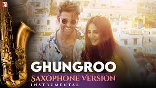 Ghungroo (Saxophone Version) – Arijit Singh – Shilpa Rao Video HD