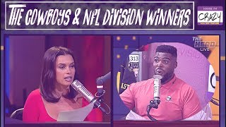 THE COWBOYS & NFL DIVISION WINNERS   EP 97.5   UPDATES w/ BRANDON NEWS-MAN   MAYBE I'M CRAZY