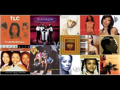 DJ Enuff's 90's vs 2000's Mix on #TheRyteThrowbacks